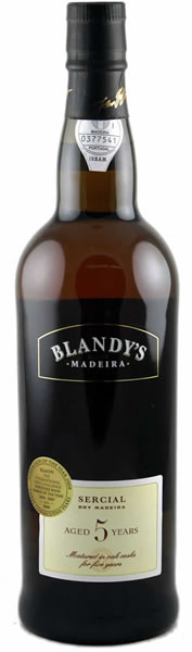 Blandy S Madeira 5 Years Old Sercial Nur Eur 19 95